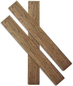 Parquet contrecoll� BAMBOU BAMWOOD �p.12mm larg.12cm long.0,90m coloris Caramel vieilli - GEDIMAT - Mat�riaux de construction - Bricolage - D�coration