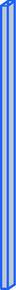 Joint magnétique 90° haut.200cm larg.10cm ép.2cm alu - Gedimat.fr