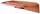 Rive rabat droite H10 tenon très haut à glissement coloris vieilli masse - Gedimat.fr