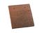 Tuile courte d'égout et de faîtage ou Doublis PLATE TRADITION 17x27 coloris terre d'Allier - Gedimat.fr