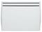 Radiateur à chaleur douce ODESSAS 2000W haut.50cm larg.1,075m prof.11,3cm blanc - Gedimat.fr