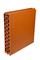 Cloison en terre cuite PLACBRIC à 2 rangée d'alvéoles long.50cm haut.50cm ép.10cm - Gedimat.fr