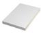 Plan de travail stratifié ép.38mm larg.65cm long.4,1m R4 décor blanc artic - Gedimat.fr