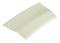 Margelle piscine courbe DECO long.48cm larg.31cm rayon.15cm coloris blanc cassé - Gedimat.fr
