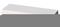 Lisse balustrade OCEANE plate ép.7,5cm larg.20cm long.49,5cm coloris blanc cassé - Gedimat.fr