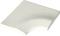 Margelle piscine d'angle intérieur DECO 50x50x33cm rayon.15cm coloris blanc cassé - Gedimat.fr