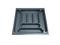 Range-couverts recoupable en ABS gris prof.47cm larg.50,8cm - Gedimat.fr