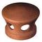 Lanterne terre cuite CHARTREUSE/REGENCE diam.90mm coloris brun vieilli nouveau - Gedimat.fr