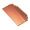 Rive bardelis droite GALLO-ROMANE GR13 coloris silvacane littoral - Gedimat.fr