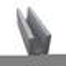 Bloc béton de chaînage horizontal ép.9cm haut.19cm long.3,40m - Gedimat.fr