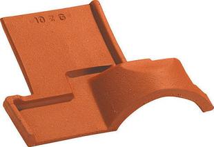 Closoir d'égout OMEGA 10 coloris vieux toits - Gedimat.fr