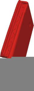 Rive individuelle droite à emboîtement ARTOISE coloris argentique - Gedimat.fr