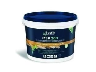 Colle à parquet hautes performances MSP 200 seau de 21kg - Gedimat.fr