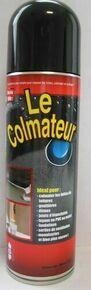 Spray Bitumeux d'étanchéité LE COLMATEUR 405ml coloris noir - Gedimat.fr