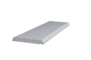 couvertine b ton plat p 3 8cm ton gris. Black Bedroom Furniture Sets. Home Design Ideas