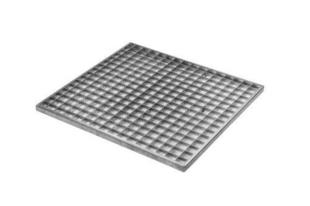 grille caillebotis acier emboitement gre 50. Black Bedroom Furniture Sets. Home Design Ideas