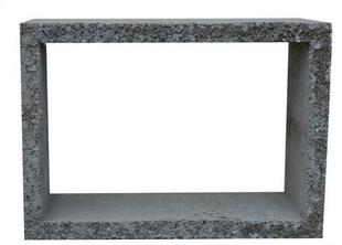 rehausse de bac d graisseur b ton h25 ext. Black Bedroom Furniture Sets. Home Design Ideas