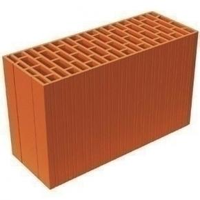 Brique en terre cuite CALIBRIC tableau ép.20cm haut.24,9cm long.50cm - Gedimat.fr