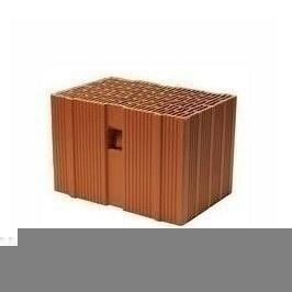 Brique en terre cuite CALIBRIC de structure monomur ép.37,5cm larg.16,4cm long.50cm - Gedimat.fr