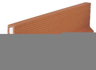 Planelle isolée long.80cm ép.7cm haut.16cm - Gedimat.fr