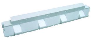 Rupteur en polystyrène moulé ISORUTPEUR DB RL20 entraxe de 60cm long.1,20m haut.20cm - Gedimat.fr