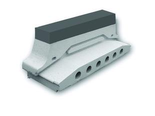 Rupteur en polystyrène moulé ISORUTPEUR DB RT20 entraxe de 60cm long.60cm haut.20cm coupe feu - Gedimat.fr