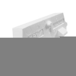 Rupteur en polystyrène moulé ISORUTPEUR HB60 RT16 entraxe de 60cm long.60cm haut.16cm - Gedimat.fr