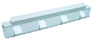 Rupteur en polystyrène moulé ISORUTPEUR-X DB RL17 entraxe de 60cm long.1,20m haut.17cm - Gedimat.fr