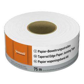 Bande papier renforcée FERMACELL larg.53mm long.75m - Gedimat.fr
