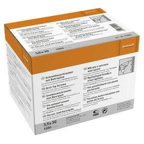 Vis autoperceuses FERMACELL 3,9x55mm boite de 1000 - Gedimat.fr