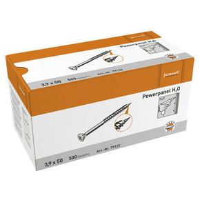 Vis FERMACELL POWERPANEL 3,9x50mm boite de 500 - Gedimat.fr