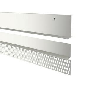 Profil de joint d'étage FERMACELL POWERPANEL HD gerbe mixte profil haut et profil bas long.2,50m - Gedimat.fr