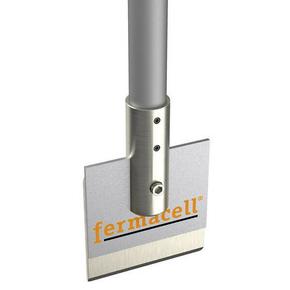 Couteau à colle FERMACELL - 100x40mm 1,25m - Gedimat.fr