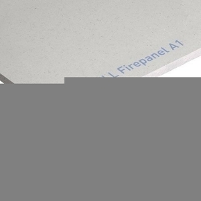Plaque fibres-gypse FERMACELL FIREPANEL A1 2BA ép.10mm larg.1,20m long.2,60m - Gedimat.fr
