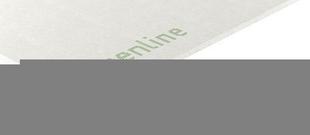 Plaque de plâtre GREENLINE 2 BA13 - 2,60x1,20m - Gedimat.fr