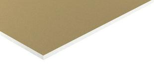 Plaque fibres-gypse FERMACELL format hauteur d'étage BD ép.15mm larg.1,20m long.2,40m - Gedimat.fr