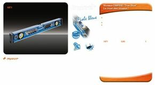 Niveau empire PROBOX - 120cm - Gedimat.fr