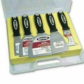 Couteau acier MAXXGRIP - mallette de 5 pièces - Gedimat.fr
