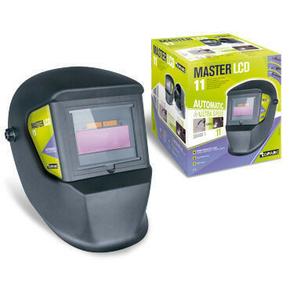 Masque de soudeur LCD MASTER 11 écrans 100x49mm - Gedimat.fr