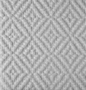 Toile de verre LOSANGE - 50x1m - Gedimat.fr