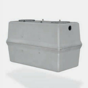 fosse eaux vannes b ton sans pr filtre robusta plus 1000l. Black Bedroom Furniture Sets. Home Design Ideas