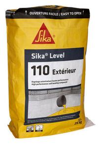 ragr age sol sika level 110 ext rieur sac de 25kg. Black Bedroom Furniture Sets. Home Design Ideas
