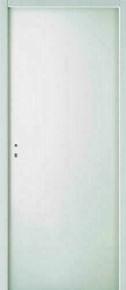 Bloc-porte isolant CLIMAT B huisserie 66x54mm haut.2,04m larg.93cm poussant gauche - Gedimat.fr