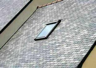 Raccord de remplacement pour fenêtre VELUX sur ardoises EL UK04 type 0000 haut.98cm larg.1,34m - Gedimat.fr
