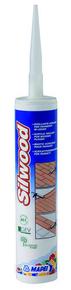 mastic acrylique SILWOOD cartouche de 310ml coloris noyer - Gedimat.fr