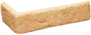 Plaquette d'angle GRANULIT G281 ép.1,1cm larg.5cm long.20,5cm coloris ton rustique - Gedimat.fr