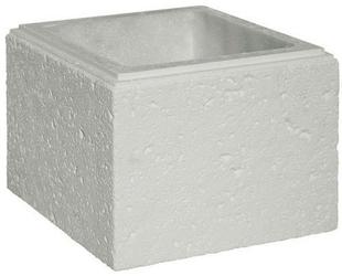 el ment de pilier chaumont 35x35cm coloris blanc. Black Bedroom Furniture Sets. Home Design Ideas