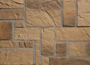 Plaquette de parement MUROK RUSTIC ép.1,5cm long.1m larg.68cm coloris brun nuancé - Gedimat.fr