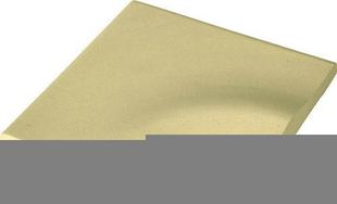 Margelle piscine d'angle intérieur DECO dim.43x43x29cm rayon.15cm coloris pierre du lot - Gedimat.fr