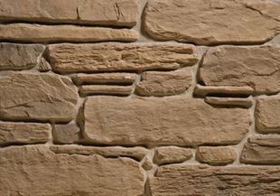 Plaquette de parement MUROK SIERRA ép.1,5cm long.1m larg.50cm coloris brun nuancé - Gedimat.fr